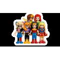 Lego DC Comics Super Heroes Girls (Лего Супергёрлз DC)