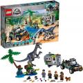 Lego Jurassic world (Лего Джурасик ворлд)